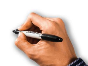 Read more about the article Scrittura e vizi posturali