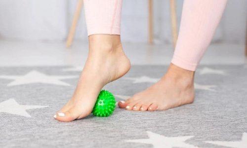 7 esercizi per il piede piatto