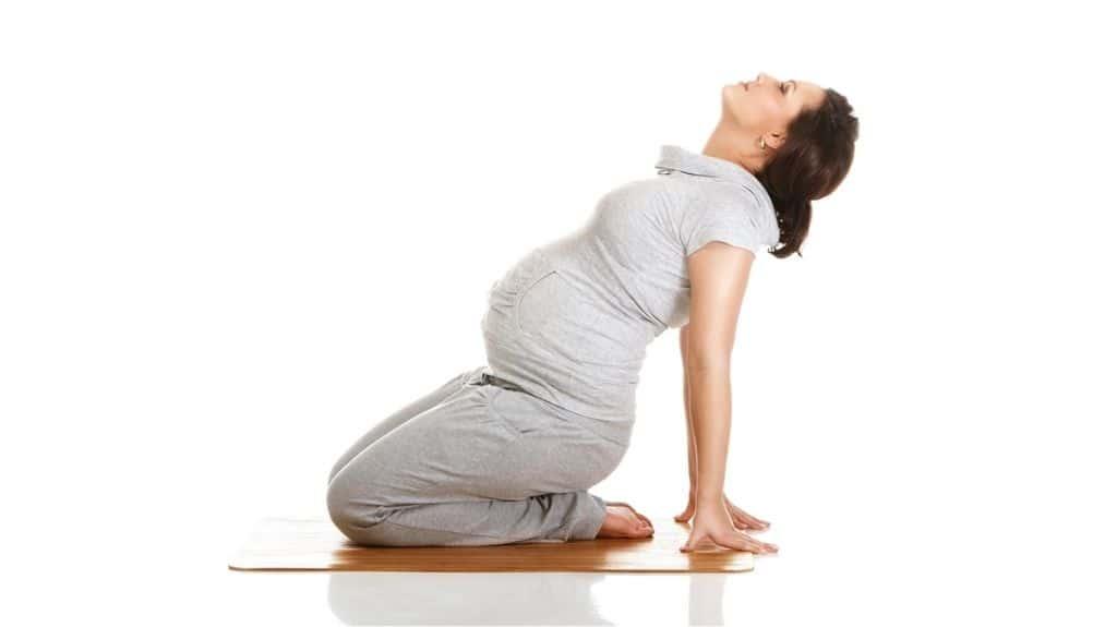 You are currently viewing Ginnastica in gravidanza: postura e benessere